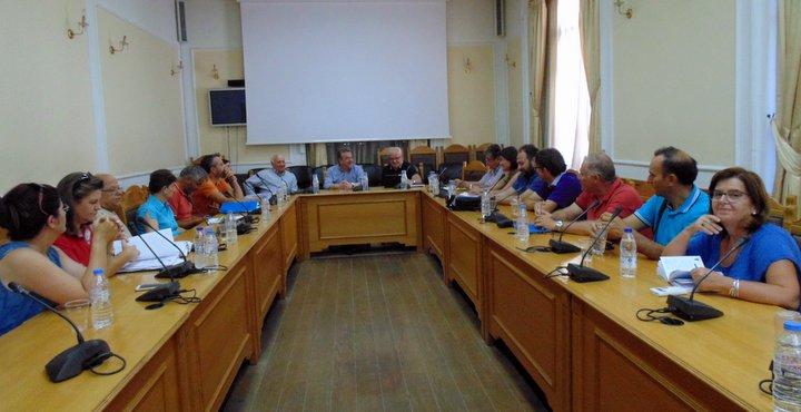 Παγκρήτια συνάντηση υπηρεσιών Υγείας στην Περιφέρεια