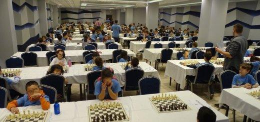 400 παιδιά στους σχολικούς αγώνες σκακιού στη Χερσόνησο !