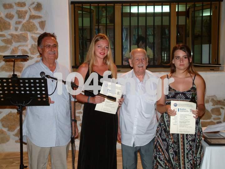 Εκδήλωση τιμής στον άνθρωπο Γιάννη Χριστάκη