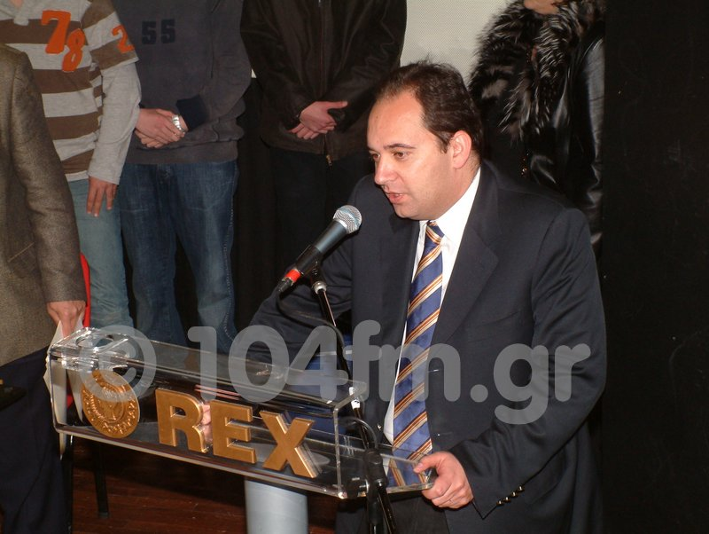 ο βουλευτής Λασιθίου της Ν.Δ., Γιάννης Πλακιωτάκης