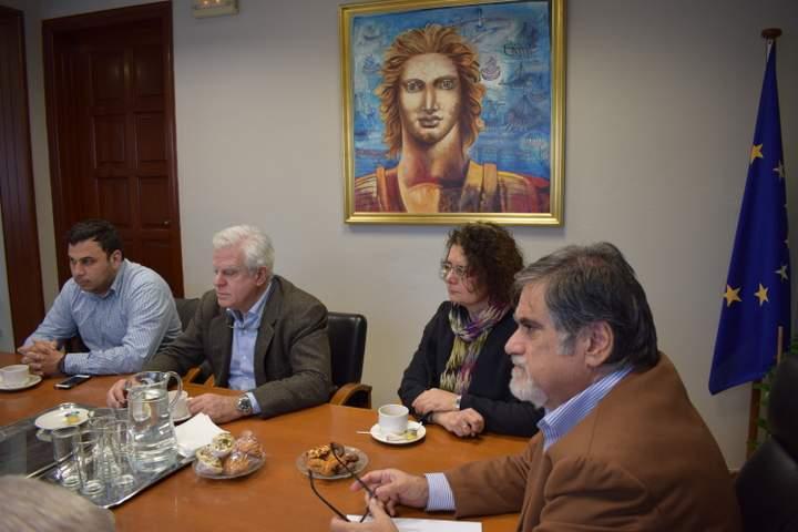 Πανεπιστήμιο Κρήτης συνεργασία με δήμο Αγίου Νικολάου