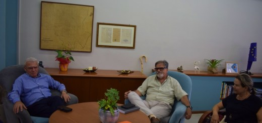 ο βουλευτής Μ. Θραψανιώτης στον δήμαρχο Αγίου Νικολάου
