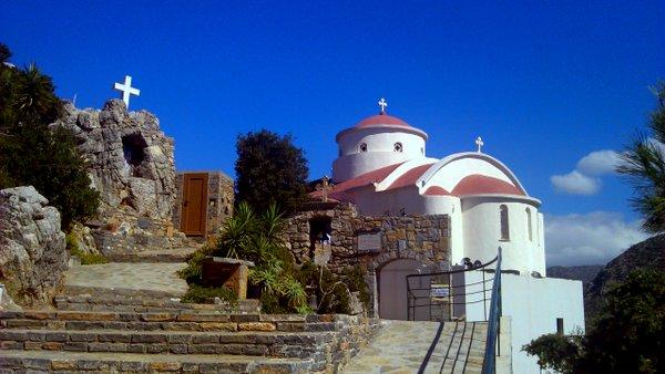 ο ιερός ναός Ρόδον το Αμάραντον