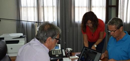 Σύσκεψη με ΟΑΚ περί Συγκοινωνιακών Έργων