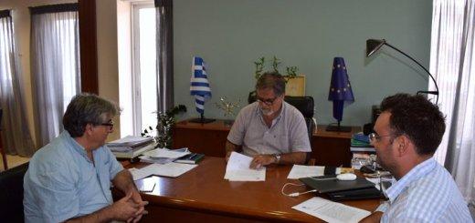 μεταφορά στο κτίριο του ΟΤΕ, υπεγράφη η σύμβαση