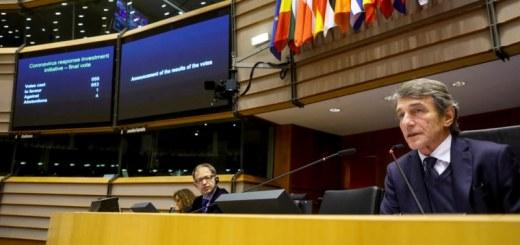 COVID-19, το Ευρωκοινοβούλιο εγκρίνει κρίσιμα μέτρα στήριξης της ΕΕ