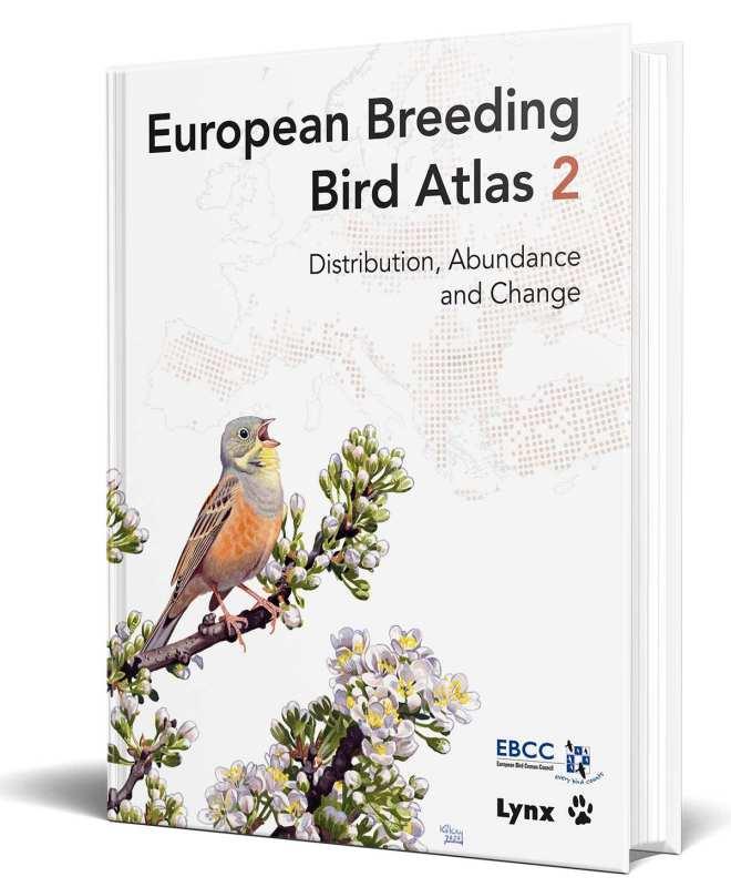 Δημοσιεύθηκε ο νέος Άτλαντας των Αναπαραγόμενων Πουλιών της Ευρώπης