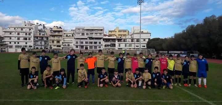 3ο τουρνουά αναπτυξιακού ποδοσφαίρου, Άγιος Νικόλαος