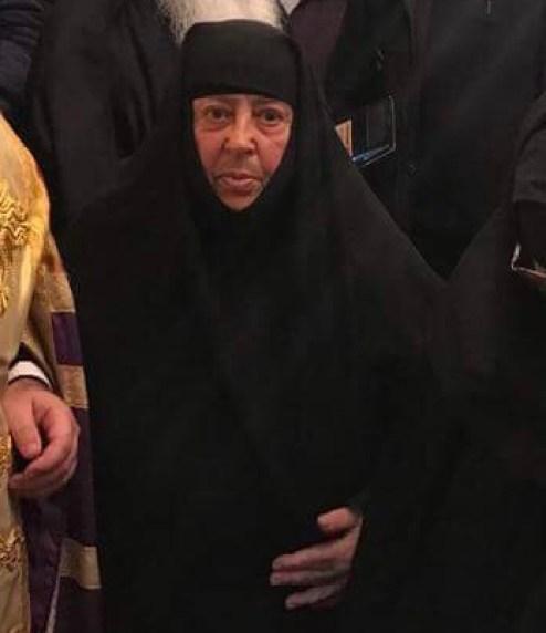 Εκοιμήθη η Γερόντισσα της Εξακουστής Ιεράπετρας Φεβρωνία Μοναχή