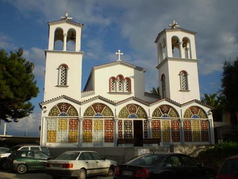 ο ιερός ναός Γενεσίου Θεοτόκου, Μπεντεβή Ηρακλείου