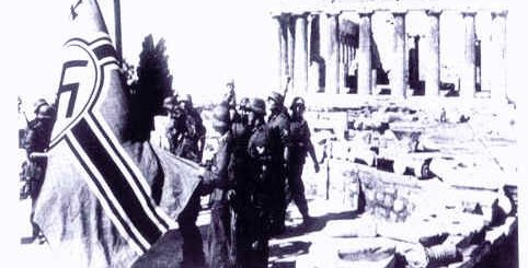 German_flag_Acropolis