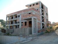 το κτίριο του γηροκομείου