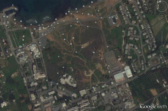 η πρώην αμερικανική βάση Γουρνών