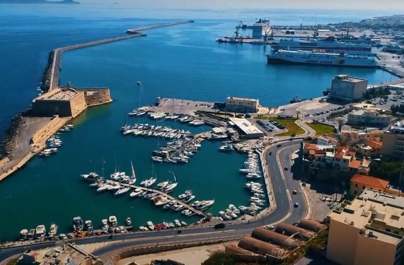 Ψήφισμα Δημοτικού Συμβουλίου Ηρακλείου για το λιμάνι