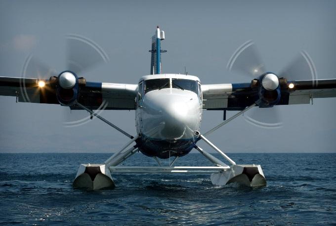 οι πρώτες πτήσεις υδροπλάνων στη χώρα, θα αρχίσουν από τη Κέρκυρα