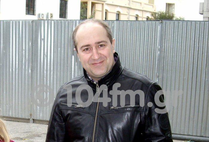 ο πρόεδρος του Εμπορικού και Βιομηχανικού Επιμελητηρίου Λασιθίου, Θωμάς Χαριτάκης