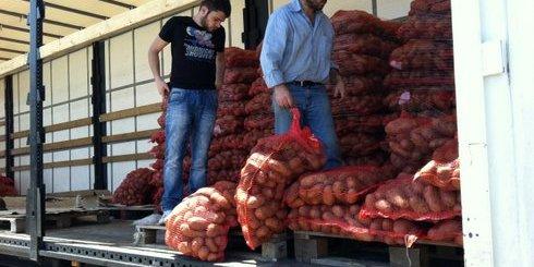 πατάτες Νευροκοπίου