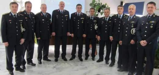 Γενικός Περιφερειακός Αστυνομικός Διευθυντής Κρήτης, παράδοση - ανάληψη