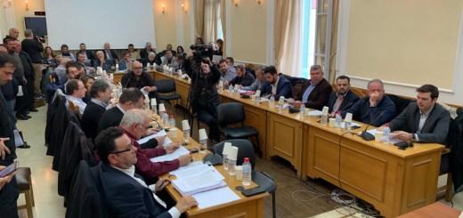 Συνεδρίαση Περιφερειακού Συμβουλίου δια ζώσης με υποχρεωτική τη χρήση μάσκας Τρίτη 11 Αυγούστου
