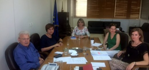 Συναντήσεις Θραψανιώτη – Πετράκη στην Αθήνα για θέματα του Λασιθίου