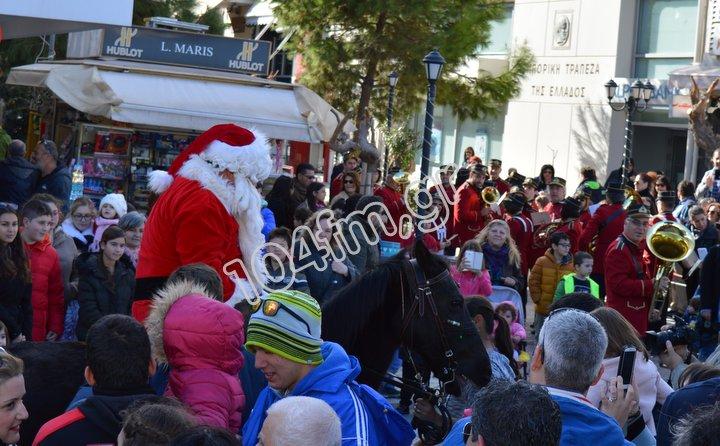 Αναβάλλεται η εκδήλωση υποδοχής του νέου έτους στον Άγιο Νικόλαο