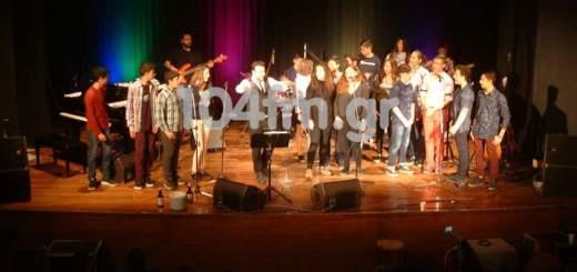 Sing sing sing με τον Δώρο Δημοσθένους, μοναδική εμπειρία ...
