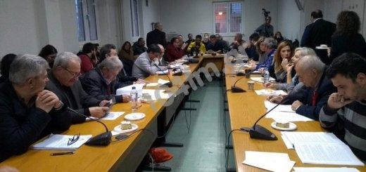 Δημοτικό Συμβούλιο Αγίου Νικολάου, συνεδρίαση Τρίτη 12-2-2019