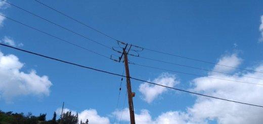 Διακοπή ηλεκτρικού ρεύματος, πάνω Μεραμπέλλο, Ελούντα