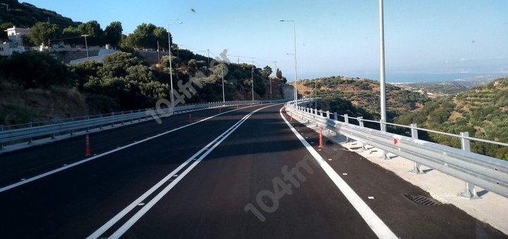 Ερώτηση Κεγκέρογλου για τον βόρειο Οδικό άξονα Κρήτης