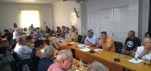 Συγκίνηση στη τελευταία συνεδρίαση του ΔΣ Αγίου Νικολάου