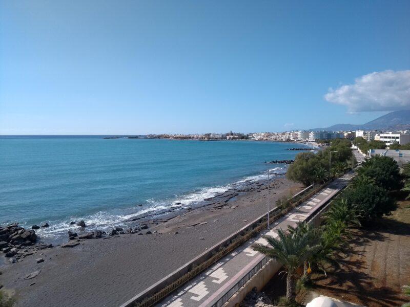 Για την απαγόρευση κολύμβησης σε ακτές του Δήμου Ιεράπετρας