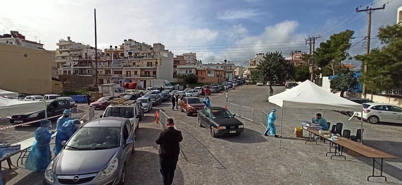 Δήμαρχος Αγίου Νικολάου, ευχαριστήριο για τα rapid tests