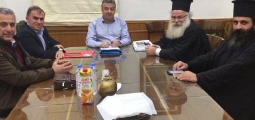 Σημαντικά έργα στην Ιεράπετρα με τη στήριξη της Περιφέρειας