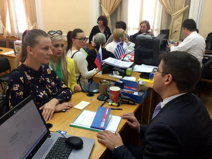 Ψήφισαν για την ανάδειξη του Προέδρου της Ρωσικής Ομοσπονδίας