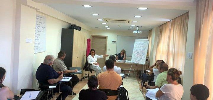 Εκπαίδευση διαμεσολαβητών στο BIC Κρήτης