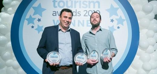 Tourism Awards, διακρίσεις του Δήμου Αγίου Νικολάου