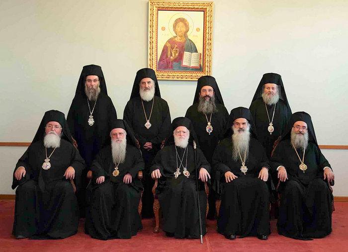 η Ιερά Επαρχιακή Σύνοδος της εκκλησίας της Κρήτης
