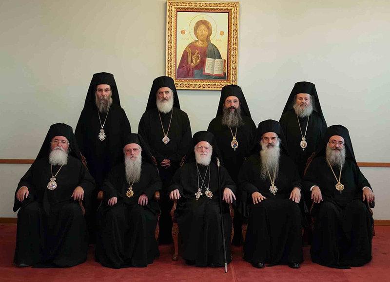 Ιερά Επαρχιακή Σύνοδο της Εκκλησίας Κρήτης