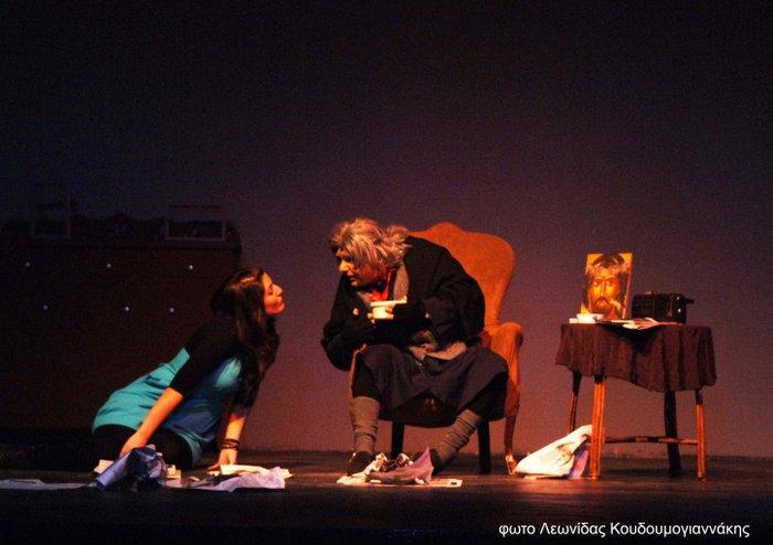 Θεατρικό εργαστήρι Δήμου Νίκαιας-Ρέντη «Ρενδία Λέξις» «Ιωάννα» της Βίλη Σωτηροπούλου
