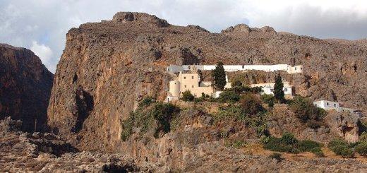 Αγρυπνία στη μνήμη του Οσίου Ιωσήφ του Γεροντογιάννη στην Μονή Καψά Σητείας