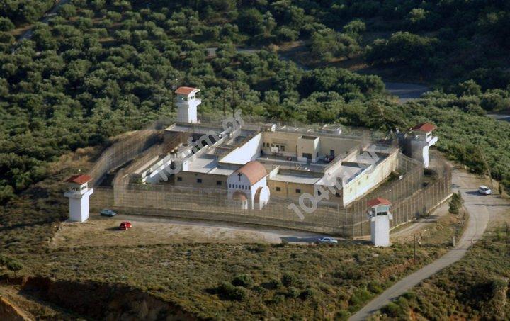 Έκτακτη έρευνα στο Κατάστημα Κράτησης Νεάπολης
