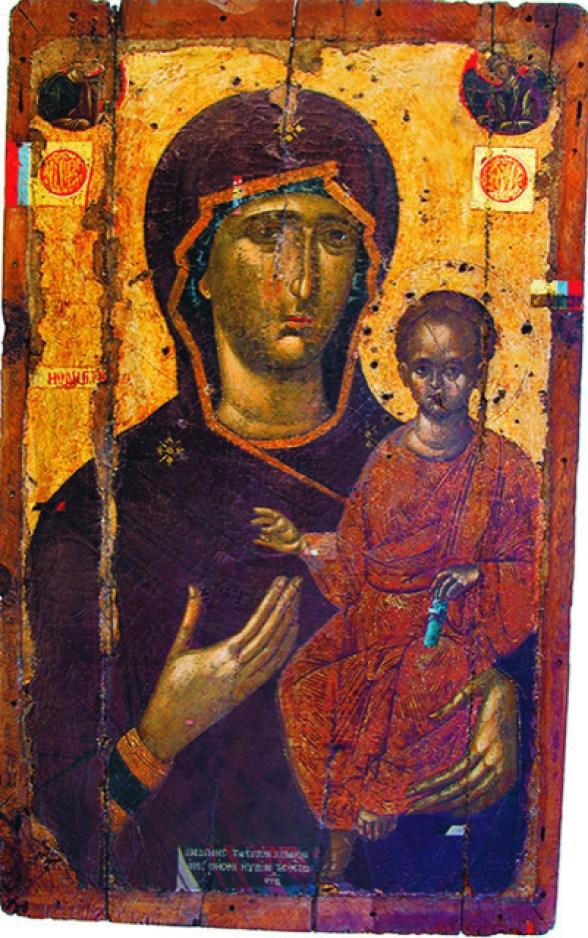 Πρόγραμμα πανηγύρεως Ιερού Ναού Παναγίας στις Λιθίνες Σητείας