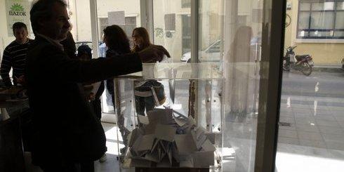 Πα.Σο.Κ. εκλογές