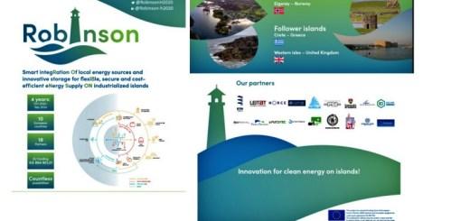 Διαδικτυακή συνάντηση του Ευρωπαϊκού έργου ROBINSON με την συμμετοχή της Περιφέρειας Κρήτης