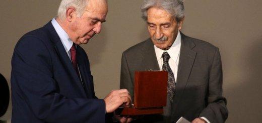 Βραβείο Ηθικής Τάξεως από τον Δήμο Ηρακλείου στον Γρηγόρη Σηφάκη