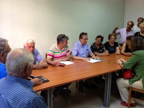 Άλλη μία (!!!) σύσκεψη για την αγροτική ασφάλεια στην Ιεράπετρα