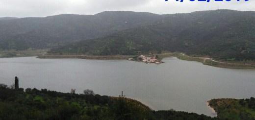 Απαγορεύεται η διέλευση στον πλημμυρισμένο οικισμό Σφενδυλίου