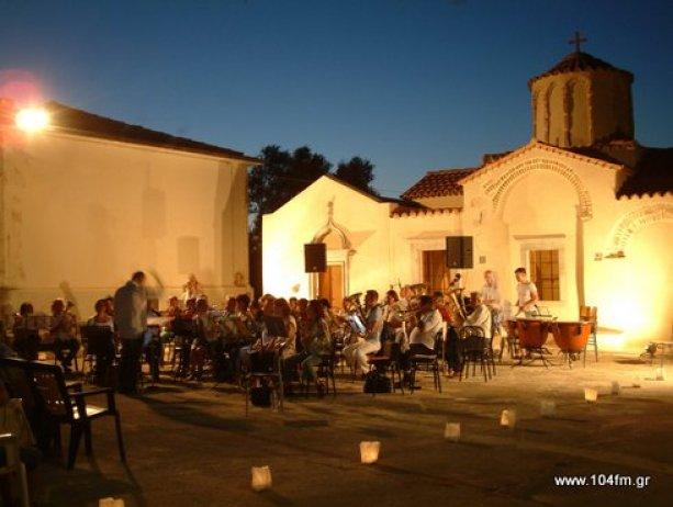 Μια μαγική βραδιά στο Χουμεριάκο!