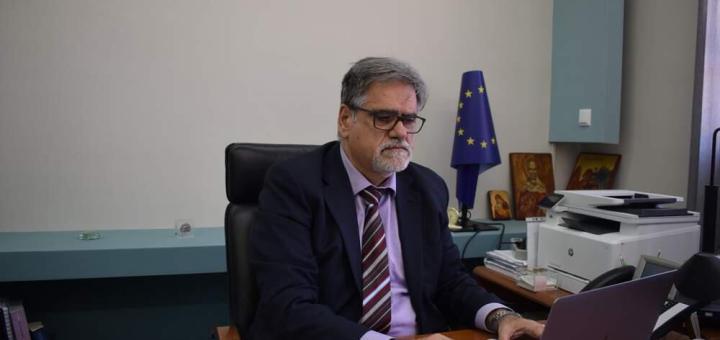 Ο Δήμαρχος Αγίου Νικολάου για απαγόρευση κυκλοφορίας, δημοτικό συμβούλιο ....