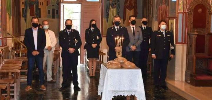 Εορτασμός της Ημέρας της Αστυνομίας και του Προστάτη του Σώματος, Αγίου Αρτεμίου